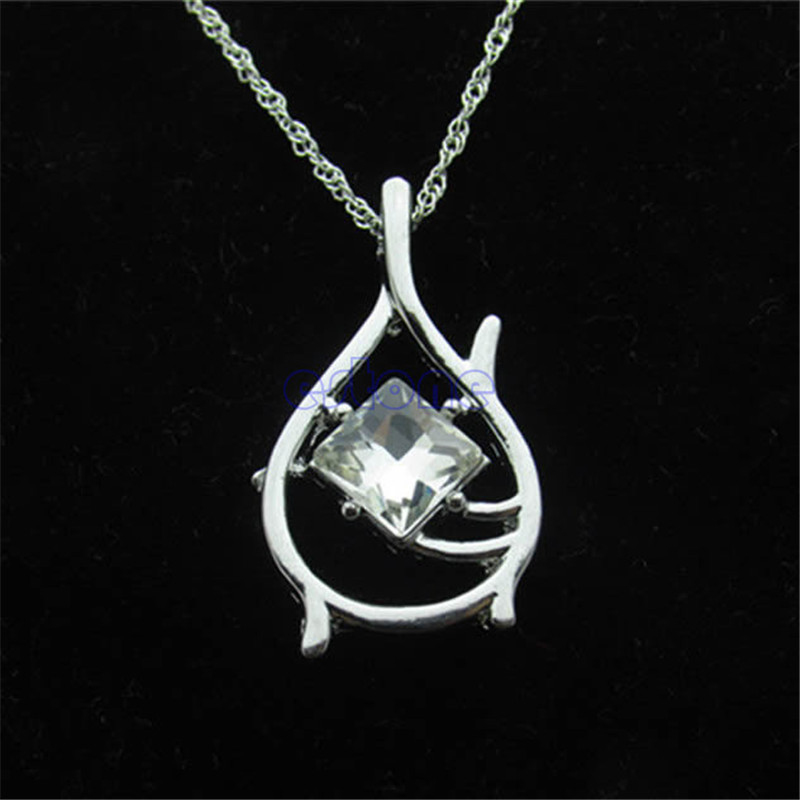 2016 newest Charm Fashion Pendant Chain Necklace For Lord of Tauriel Hot Movie Gift New H40 image