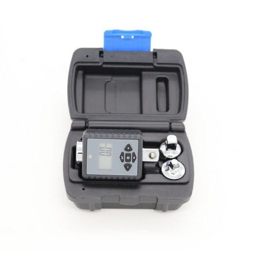 O envio gratuito de chave de torque Digital 10-200Nm Ajustável Chave de Torque Eletrônico Profissional Bicicleta de Reparação de automóveis