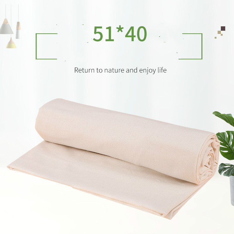 51*40Pure Cotton Thickened Canvas Fabric Table Cloth Curtain Sofa