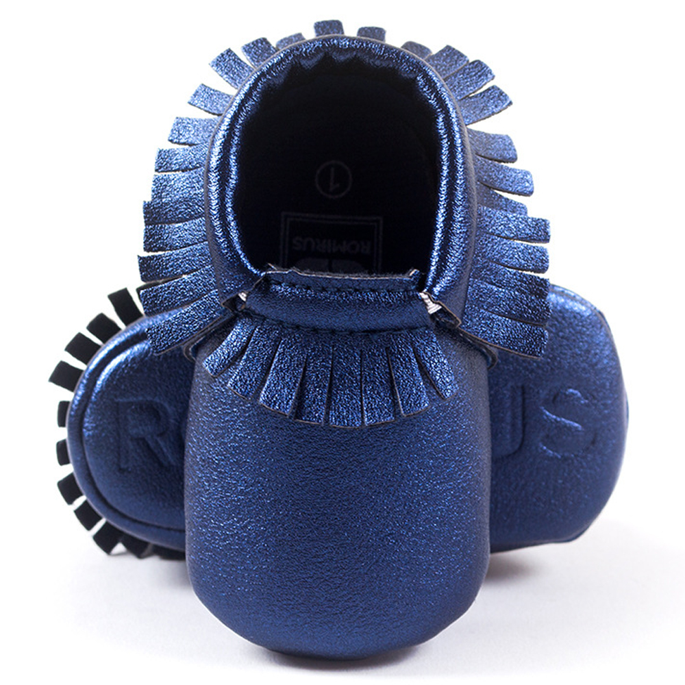 Baby-Moccasins-Shoes-Sneakers-Newborn-Boys-Girls-First-Walker-Infants-Kids-Soft-Crib-Tassels-Leather-New-Jeans-Blue-w-12-Style-3