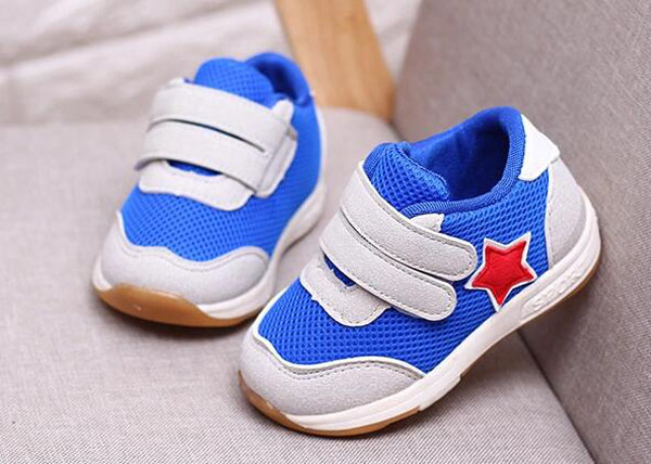 baby boys sneakers running shoes girls sport shoes purple star shoes zapato 17 new chaussure bebe sapatos SandQ baby fashion 5