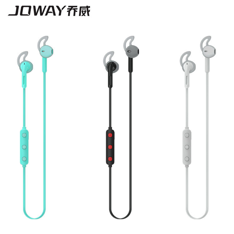 JOWAY H16 Bluetooth Wireless earphone 4.1 Stereo Music Headset Sport earphone With Microphone For iPhone Xiaomi Samsung & More
