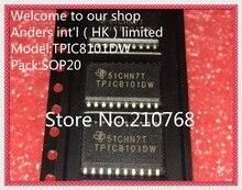 50 pcs/lot TPIC8101DW TPIC8101 SOP20