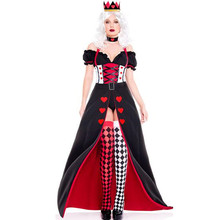 Deluxe Halloween Sexy Adult Women Vampire Costumes Victorian Vamp Fancy Party Dress Witch Female Zombie Uniforms Z3369