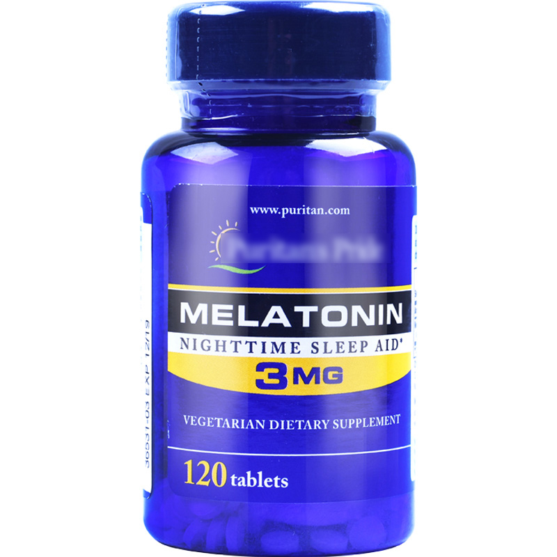 Image 2 - High Quality Sleeping Melatonin 3mg 120 Capsules-in Massage & Relaxation from Beauty & Health