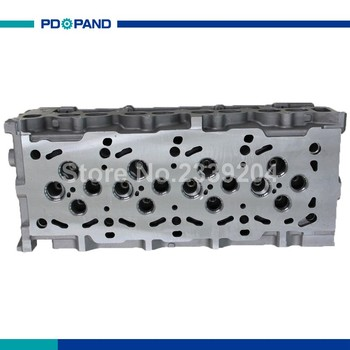 Parti di motore Nudo D4EB testa del cilindro 22111-27800 per Hyundai SONATA IV Saloon SANTA Fe I SM/II CM AZERA TG Saloon 2.0 2.2L