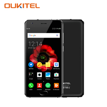 Oukitel K4000 плюс 5.0 дюймов 4 г смартфон Android 6.0 4 ядра MT6737 2 г Оперативная память 16 г Встроенная память 13MP 4100 мАч отпечатков пальцев мобильный телефон сотовый