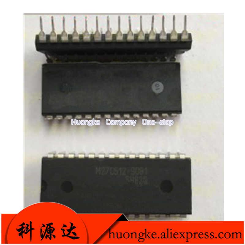 1 قطعة M27C512 m27c512-10f1 m27c512-12f1 m27c512-15f1 CDIP-28 W27C512-45 W27C512-45Z 27C512 DIP-28 M27C512-90B1 EPROM IC