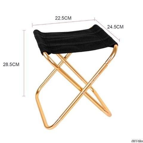 cadeira pesca dobravel aluminio ao