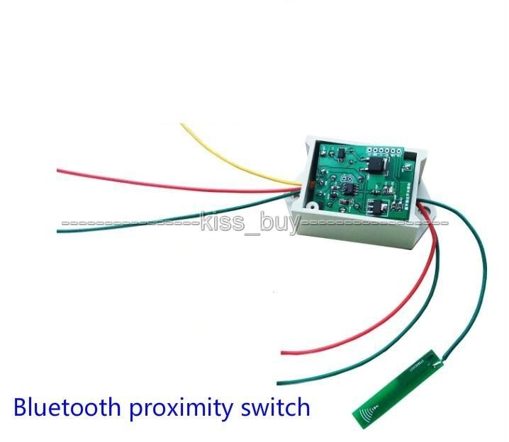 12v Bluetooth Proximity Switch For Mobile Phone induction control switch Module