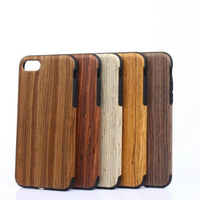 Luxury wood Grain + soft silicone mobile phone case For iphone 5 5S SE 6 6s 6plus 6Splus 7 7plus back cover