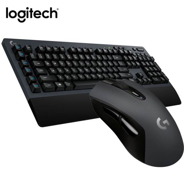 Logitech Mouse/Keyboard Gaming Drivers for Windows XP