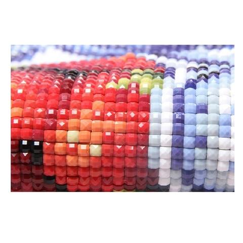 5D Diy Diamond Painting Chalkboard Sign Car Mosaic Full Embroidery Cross Stitch Kit Sweet Tea Recipe Needlework Decorations XSH Multan
