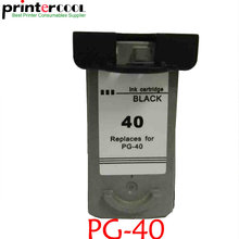 Einkshop PG 40 PG-40 Ink Cartridge For Canon Pixma ip1200 1300 1600 1700 1800 1900 2200 Mp140 150 160 170 190 220 460 Mx300 310