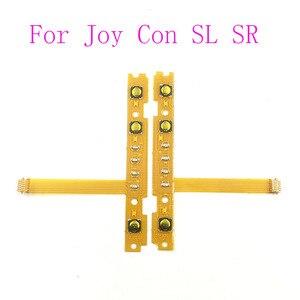 Image 1 - 10 個 SL SR ボタンキーフレックスケーブルペアリングランプ任天堂スイッチ喜び Con コントローラ