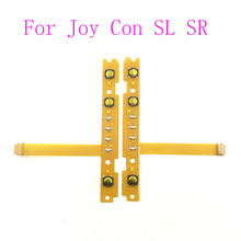 10PCS SL SR Button Key Flex Cable Pairing Lamp For Nintendo Switch Joy Con Controller