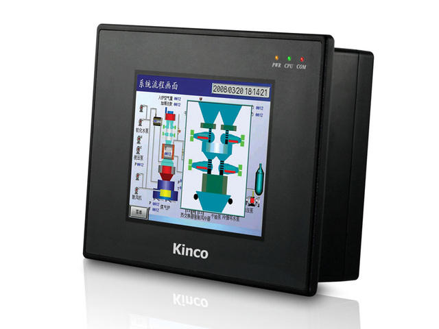US $219 95 |Kinco MT4300C HMI 5 6