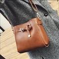 Bag restoring ancient ways the new 2016 female bag oblique satchel joker bag ladies single shoulder bag ladies BaoXiaoFang bucke
