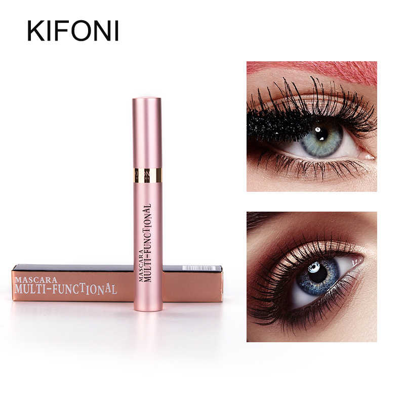 5ed2a062d72 KIFONI Makeup Eyelash Mascara Eye Lashes Make up 4D Silk Fiber Lash Mascara  New Long Curling
