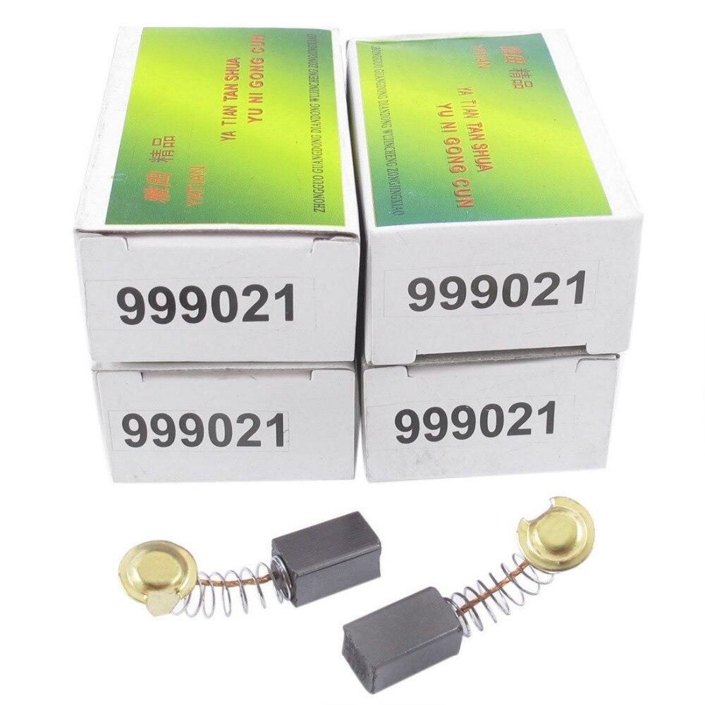 10 Pcs Motor Listrik Carbon Brush 6x7x12mm Untuk Hitachi 999021