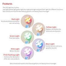 Photon LED Light Skin Care Device