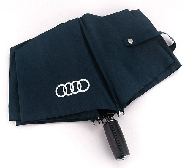 Audi Car Logo Rain Umbrella (2 Colors)