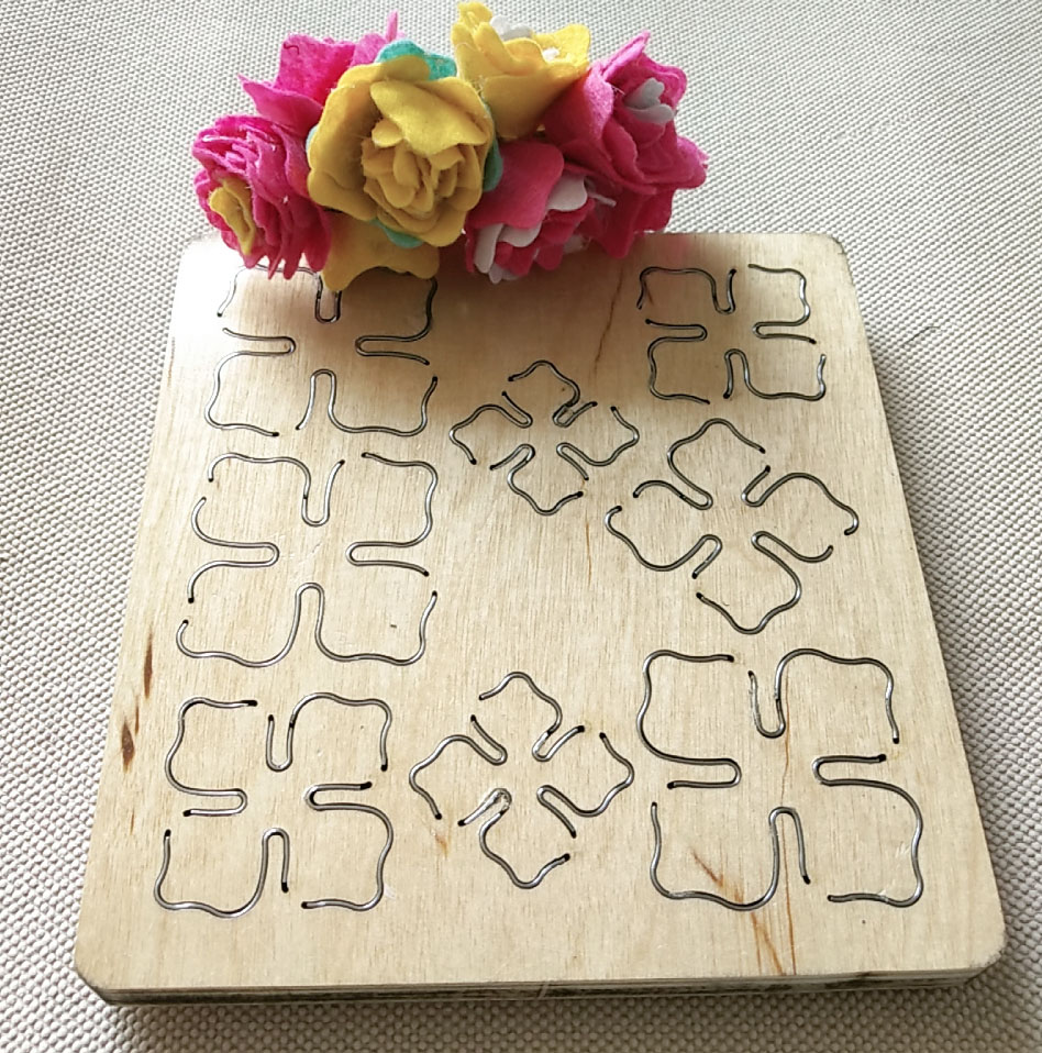 FLOWER cn1379 muyu cutting die new wooden mould cutting dies for scrapbooking Thickness 15 8mm
