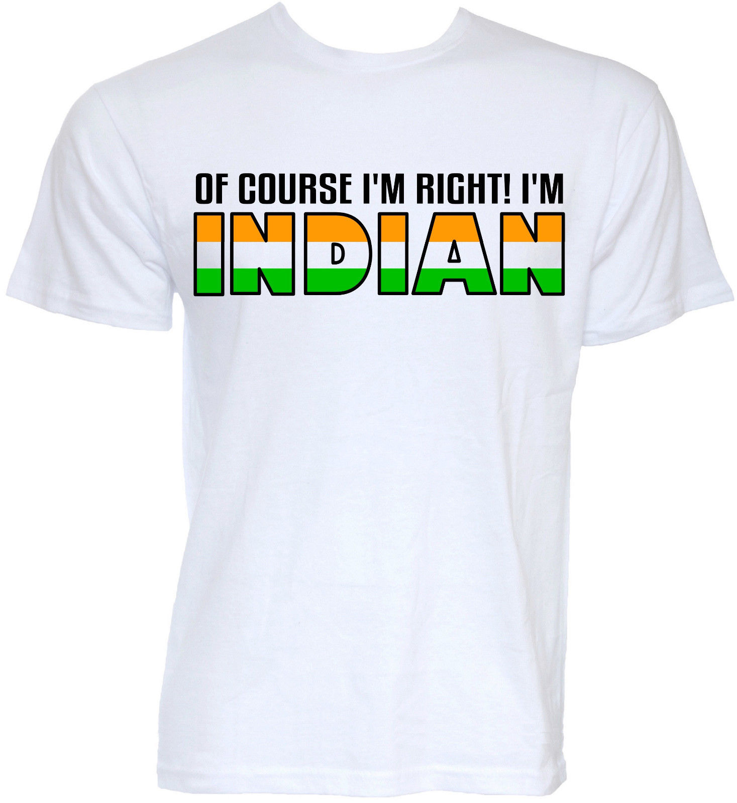 MENS FUNNY COOL NOVELTY INDIAN INDIA SLOGAN T-SHIRTS JOKE FLAG FUN GIFTS T SHIRT 2017 New Summer Men Hot Sale Fashion