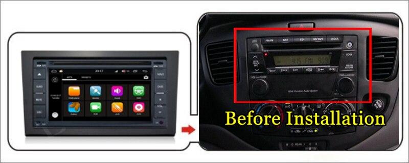 For Mazda MPV 1999~2006-d
