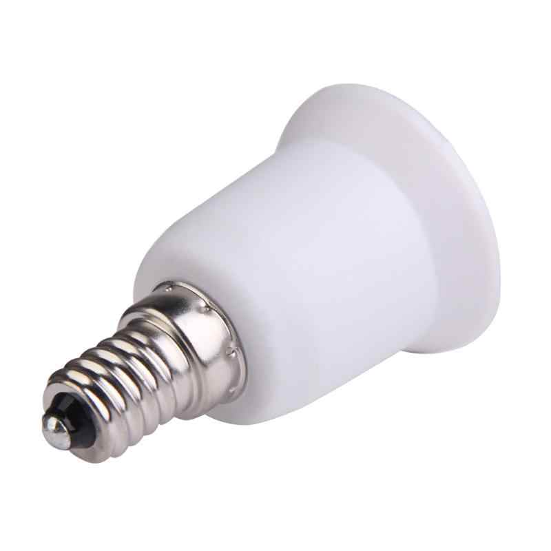 E14 to E27 Lamp Holder LED Halogen Light Base Lamp Bulbs Socket Adapter Converter Lamp Fitting Accessories