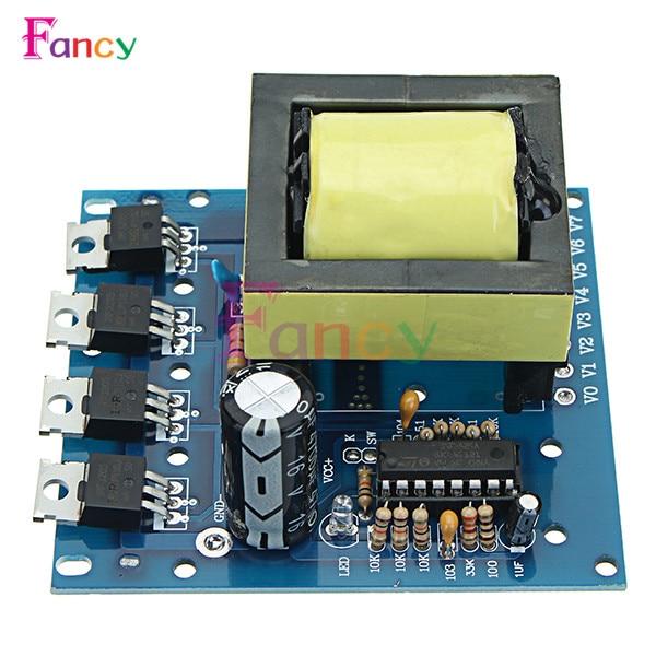 500W Inverter Boost Board Transformer Power DC 12V TO AC 220V Car Converter Module