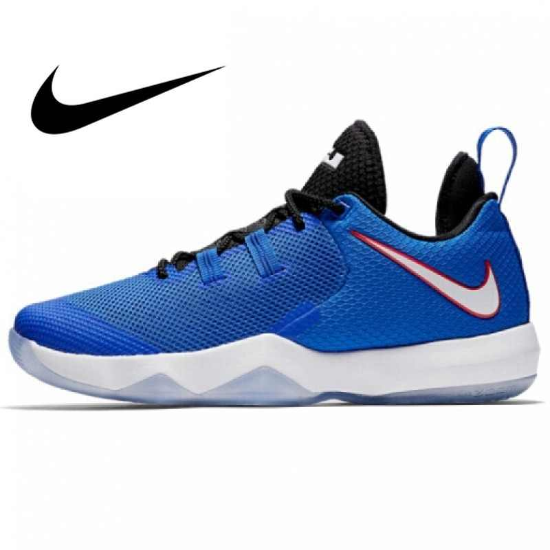 5aa78f1f5472e Original New Arrival 2018 NIKE Men's Basketball Shoes LBJ Sneakers Athletics  Official Outdoor Sports Shoes Wear