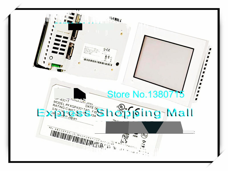 New Original GP-4301T PFXGP4301TAD HMI DC Power 5.7 inch touch screen Ethernet touch screen 7 inch hmi mt6071ie weinview new