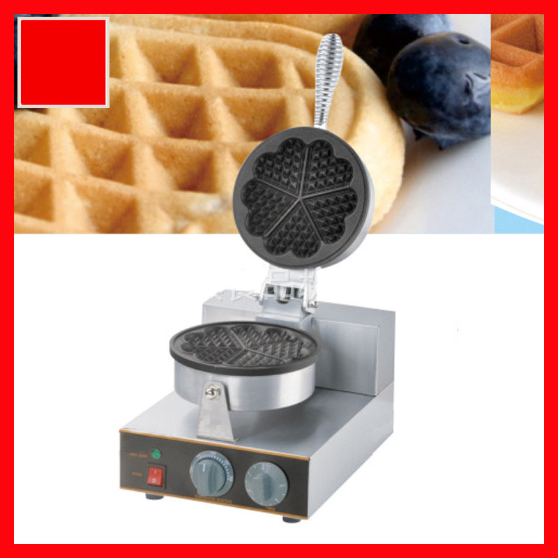 stainless steel 110V/220V 5pcs heart shaped electric waffle machine waffle maker iron machine high quality stainless steel three slices electric fish shaped waffle maker machine