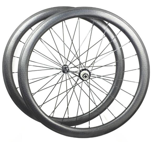 700c dimple carbo road clincher tubular wheels 45mm width ...