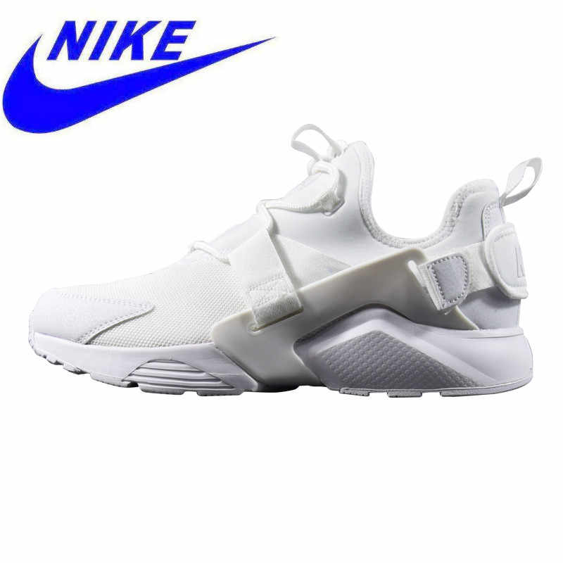 fde78faed9fc Wear Resistant Nike Air Huarache City Low Men and Women Running Shoes