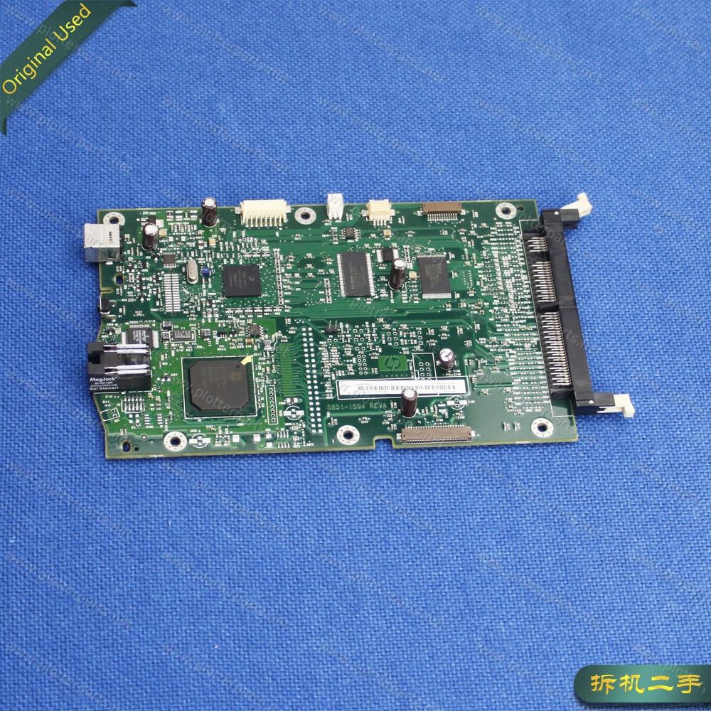 CB356-67901 HP LaserJet 1320N 1320NW 1320TN Formatter board assembly Network used картридж sakura q5949x q7553x для hp lj 1320 1320n 1320nw 1320t 1320tn m3390mfp m3392mfp p2015 m2727nfmfp m2727mfsmfp 6000стр