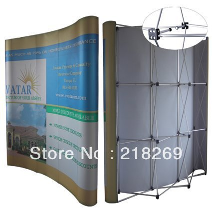 Customized POP UP BANNER PRINTING, PVC pop up banner, Backdrop banner