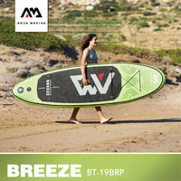 AQUA MARINA New Surfboard BREEZE Fast Inflatable Stand Up Paddleboard Surf Boards SUP Board Paddle Board Aquatic Sports Surf