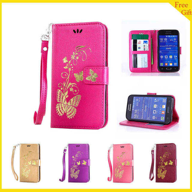 PU Leather Case For Samsung Galaxy Core Prime G360 G360F G360H G361 G361F G361H VE SM-G361H SM-G360H SM-G361F Case Flip Cover