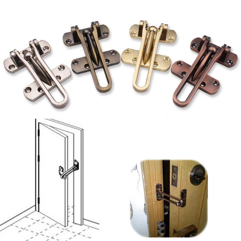 Women And Children Door Loop Electric Exposed Mounting Protection Sleeve Access Control Cable Line For Control Lock Door Lock Stainless Steel Suitable For Men