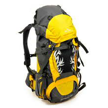 50LClimbing Bag Outdoor Backpack Sport Hiking Camping Travel Rucksack Mountaineering Knapsack With Rain Cover 7 Color