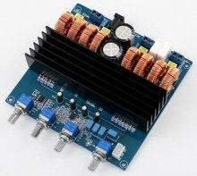 DC24V-DC32V TDA7498 200 W + 100 W + 100 W 2.1 canal numérique power board amplificateur Classe D Amplificateur Conseil au-delà TPA3116