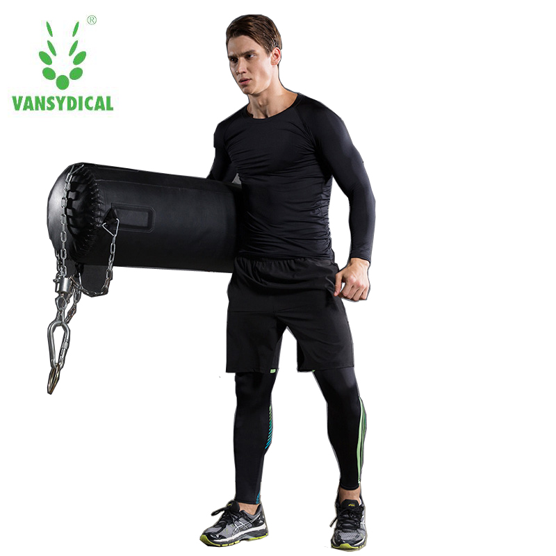 Brand Winter Men Tights Gym Training Survetement Football Tracksuits Quick Dry Compression Running Sets Plus Velvet 3pcs/set