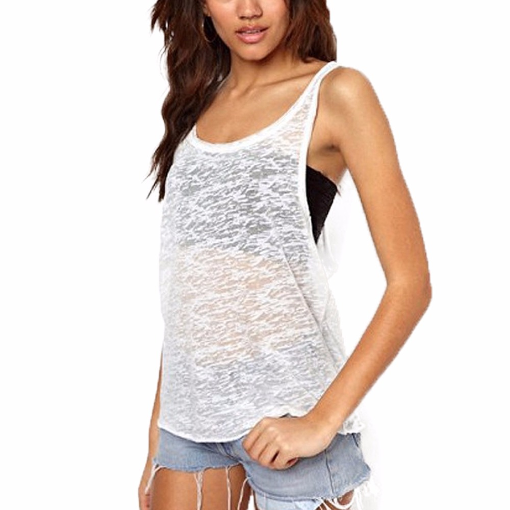 t shirt women 2016 punk t shirts roupas femininas round neck transparent sexy cotton tops. Black Bedroom Furniture Sets. Home Design Ideas