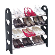 Multifunctional Simple Combination Shoes Rack 30/40 Pairs Shoes Stand Shelf  4 Layers 10 Layers Shoe Organizers Rack Furniture