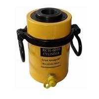 1PC 60T 50mm RCH 6050 hydraulicjack,hydraulic hollow plunger jack,hollow plunger ram,hydraulic hollow cylinder