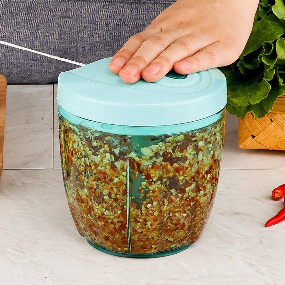 HTB13.FvcQfb uJkSnhJq6zdDVXa3 SKYMEN Manual Food Processor Chopper Blender Slicer Safe Free Durable Kitchen Household