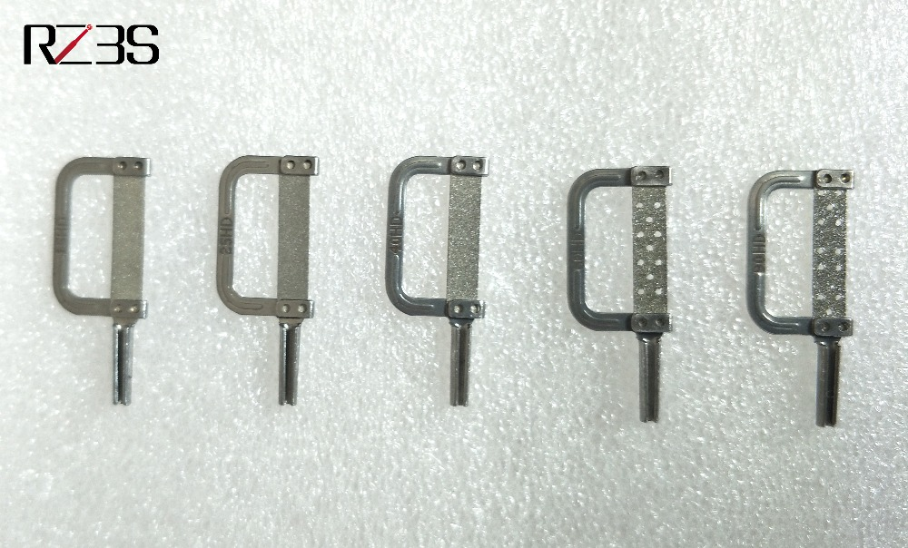 5 pieces/lot 16 holes endo block for dental FG 1.6mm bur HP 2.35mm bur and Files 135 degree sterilization avalibale