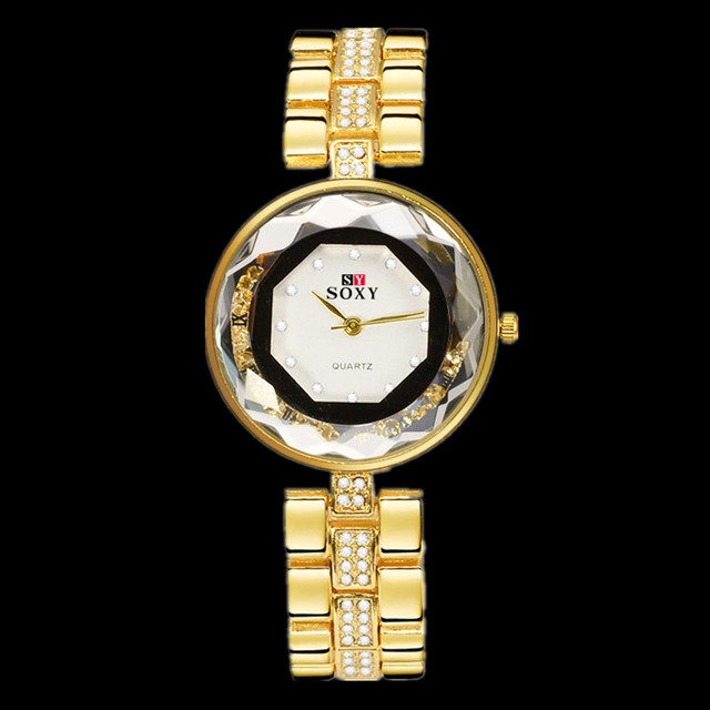 Hot Sale Bracelet Watch Women Watches Luxury Rhinestone Women's Watches Diamond